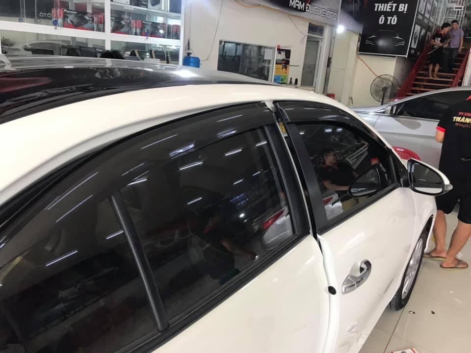 Cách âm chống ồn xe hơi - ôtô tại Nha Trang